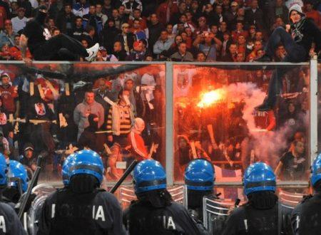 La lotta alla violenza antisportiva (L. 13 dicembre 1989, n. 401): il D.A.SPO. e i c.d. reati da stadio.