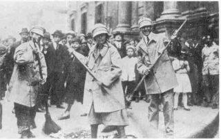 Sciopero degli spazzini (Roma, 1920)