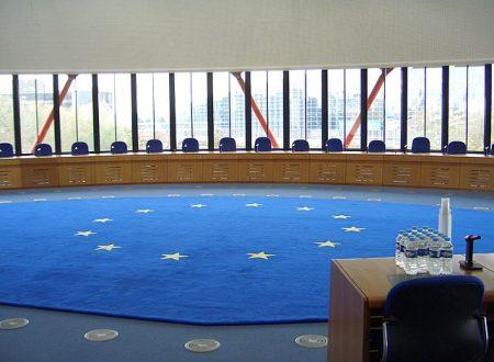 Strasburgo, la legislazione italiana sulle misure di prevenzione è incompatibile con l'art. 2 prot. 4 CEDU